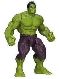 marvel avengers - figura titan hulk original hasbro