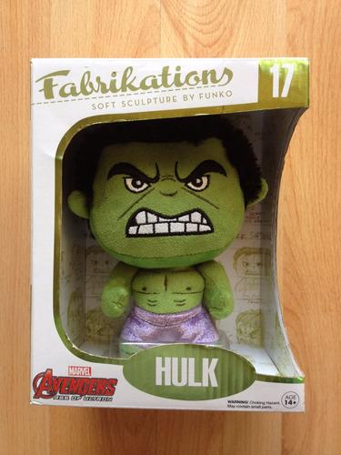 marvel avengers funko fabrikations hulk #17