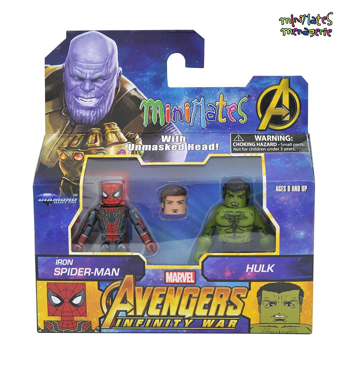 Guerra Marvel Exclusiv Avengers R Us Infinity Toys Minimates 5AqRcLj34