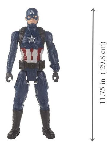 marvel avengers jueguete capitan america figura acción