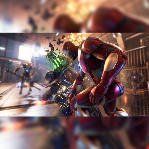 marvel avengers - playstation 4