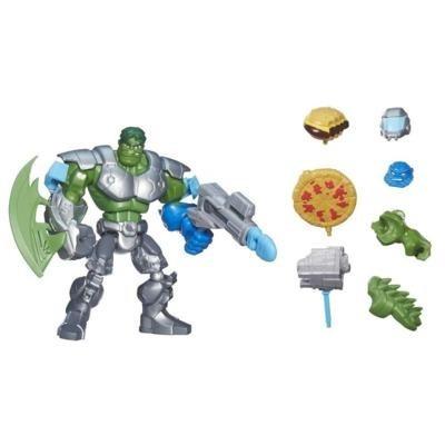 marvel avengers super hero mashers  hulk - hasbro ( hstyle)