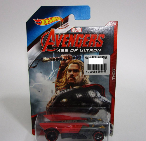marvel avengers thor buzz bomb serie pelicula hot wheels xb2