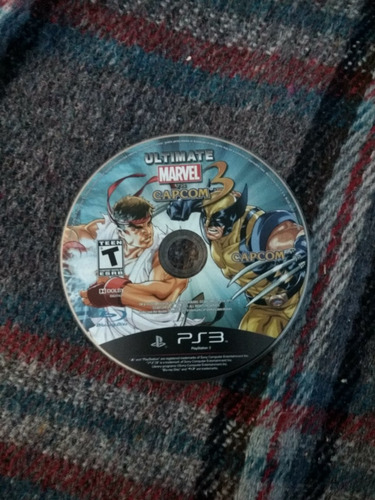 marvel capcom ps3!!!
