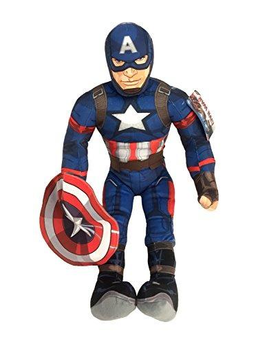 marvel capitán américa guerra civil almohada de amigos
