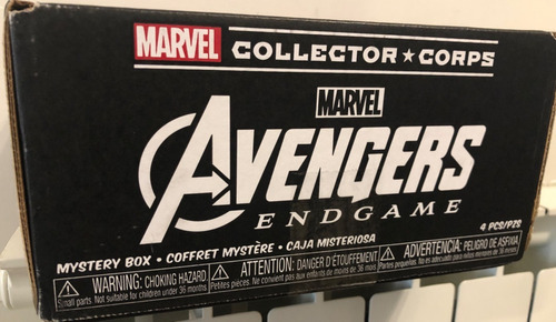 marvel collector corps amazon funko endgame avengers stock