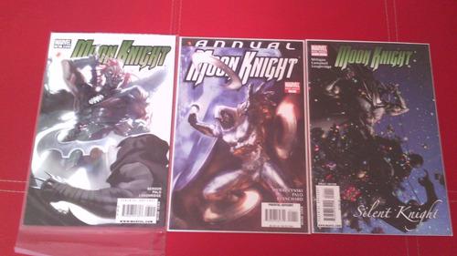 marvel comic moon knight tercera serie inglés 1ra edición