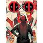 Comic Deadpool Mata A Deadpool