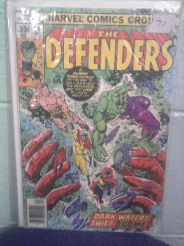 marvel comics defenders en ingles los vengadores
