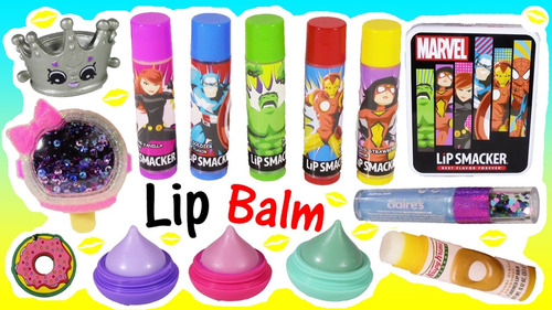 marvel comics flavored lip gloss sabor strawberry 40 off !!!