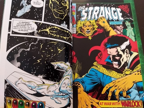 marvel comics infinity gauntlet consecuenc tomo latino100000