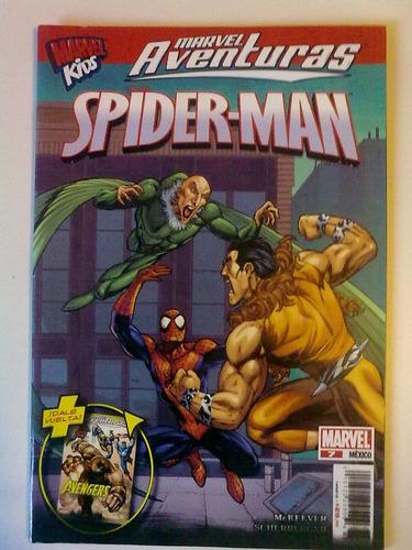 marvel  comics kids. spider- man #7