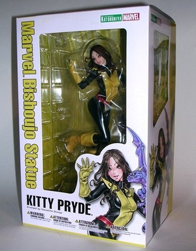 marvel comics - kitty pryde - kotobukiya
