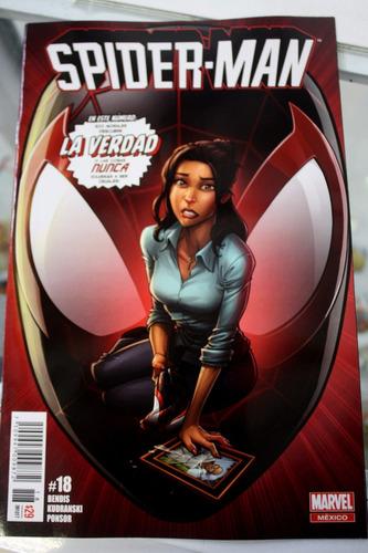 marvel comics spiderman # 18