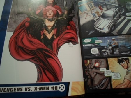 marvel comics tapa dura avengers vs xmen tomo 1 latino