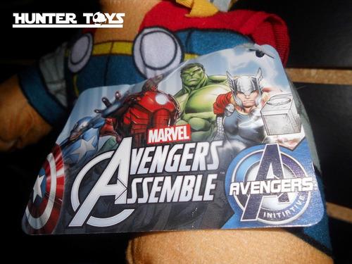 marvel comics, thor, super her squad, peluche, nuevo