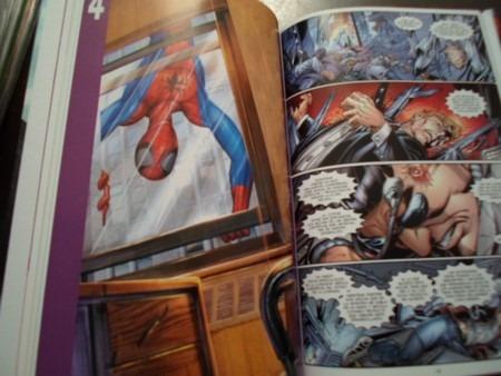 marvel comics ultimate spiderman tomo 1 tapa dura latino