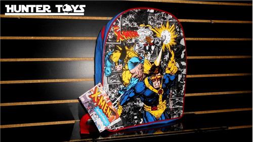 marvel comics, x men, mochila de niño, vintage, tel.35846340
