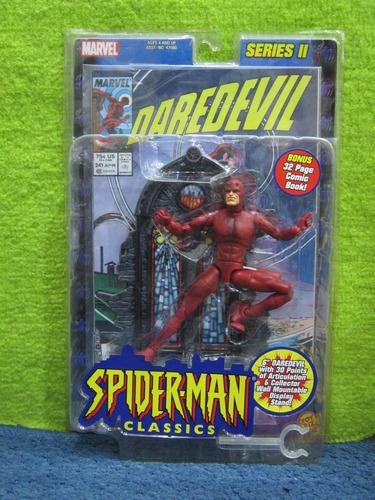 marvel - daredevil spiderman classics serie 2