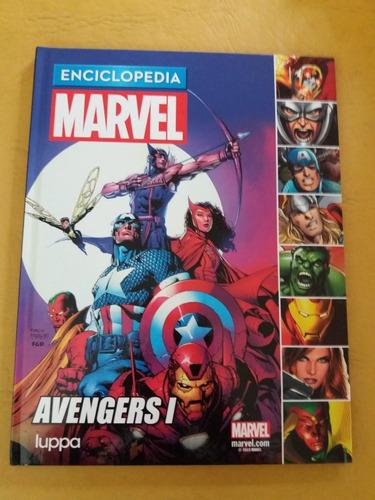 marvel - enciclopedia - 2015 - vs ejemplares