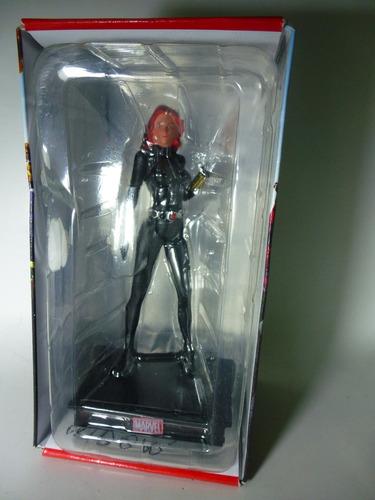 marvel especiales black widow  con fasciculo nuevo caballito