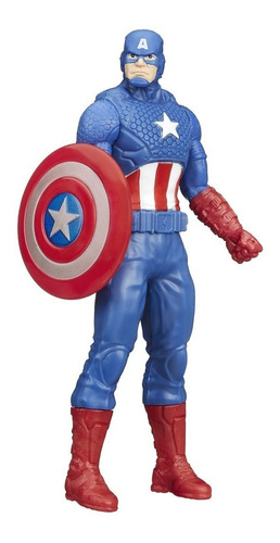 marvel figura 6  capitan america