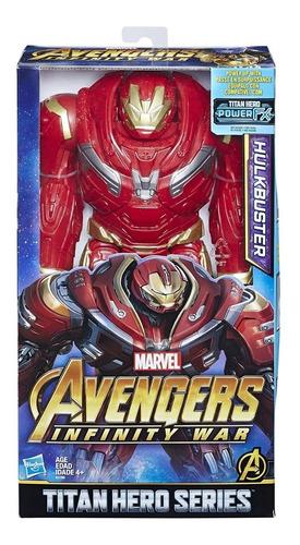 marvel figura acción ironman juguete hulkbuster avengers