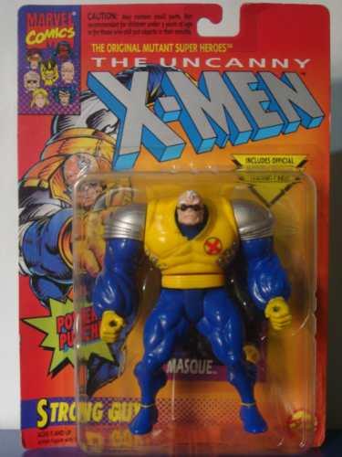 marvel - figura strong guy  - x men - toy biz 1993
