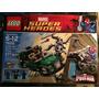 Lego Super Heroes Spiderman Cycle 237piezas Marvel Niños