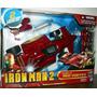 Marvel Avengers Iron Man 2 Mark Vi Con Auto Red Vortex
