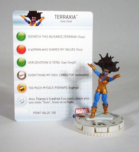 marvel heroclix infinity gauntlet  terraxia 009