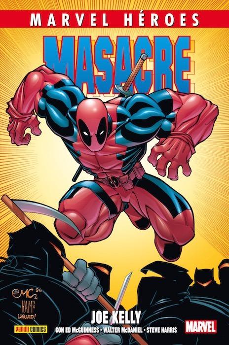 Resultado de imagen para Masacre (Deadpool)