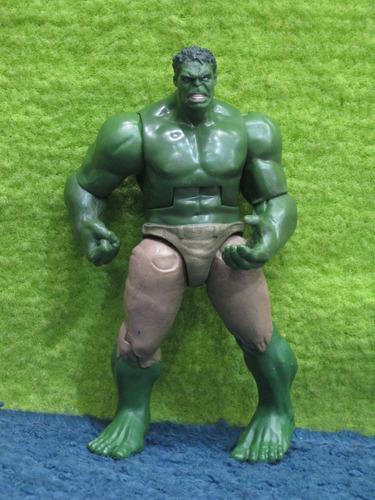 marvel - hulk articulado hasbro