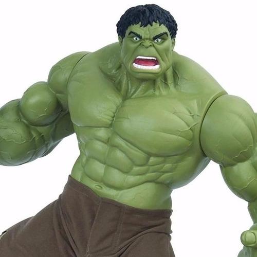 marvel hulk boneco