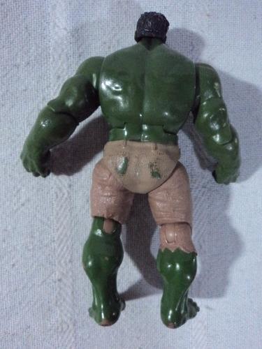 marvel hulk figura de película avengers 2011