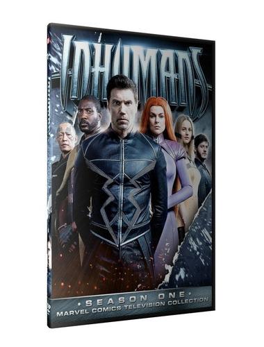 marvel inhumans - completa - dvd