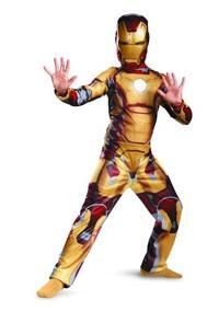 Clasico4 3 42 Man Mark Marvel 6 Iron BoysDisfraz dsQrht