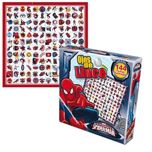 Marvel Juego De Mesa Ojos De Lince Ref 90300 59 900 En Mercado
