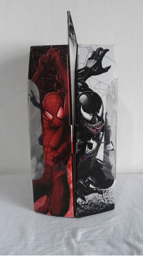 marvel legend serie spider-man y  venom original