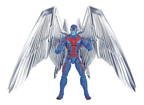 marvel legends apocalypse series archangel - robot negro
