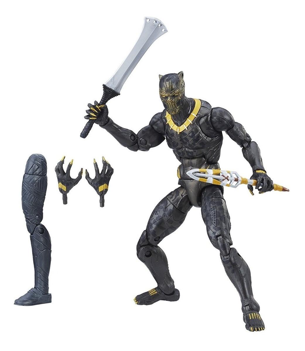 Marvel Select BLACK PANTHER PANTERA NERA Action figure nuova RARA