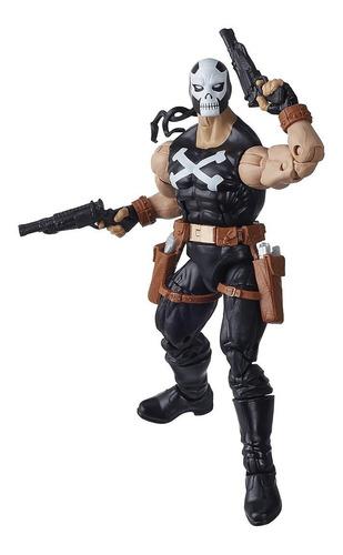marvel legends black widow crossbones - hasbro - robot negro