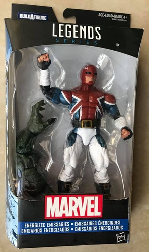 marvel legends captain britain