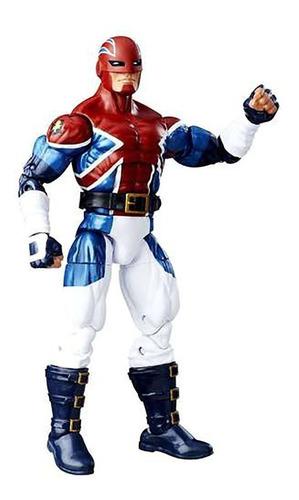 marvel legends captain britain abomination - robot negro