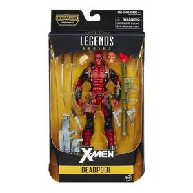 Marvel Legends Deadpool Original B.a.f Juggernaut Gamechief