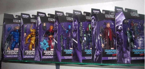 marvel legends death head guardianes galaxia mantis 2017 baf