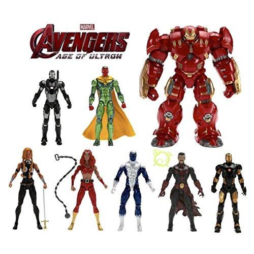 MARVEL Legends Infinite series Los Vengadores Edad de Ultron construir Hulkbuster