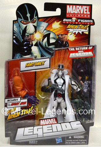 marvel legends fantomex