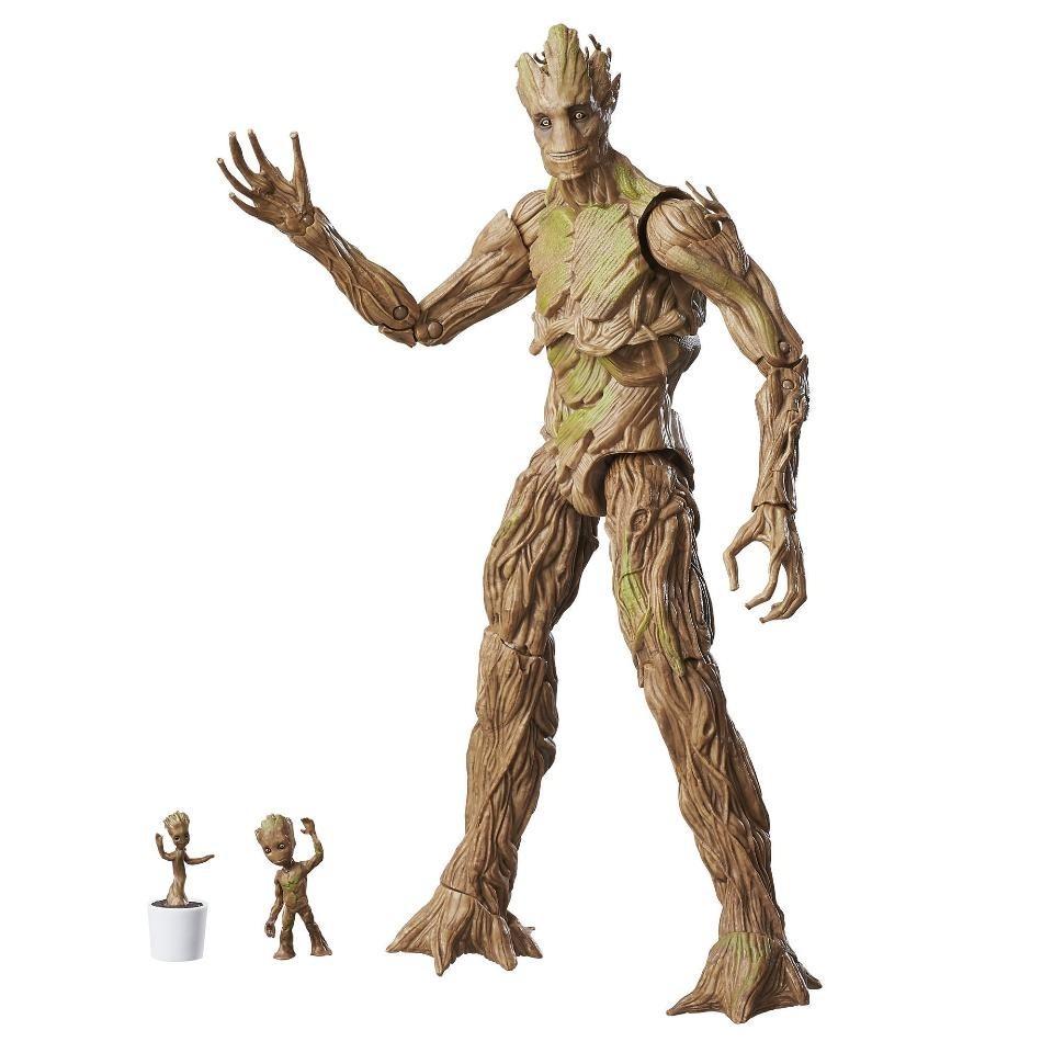 Marvel Legends Groot Evolution Exclusiva Toys R Us