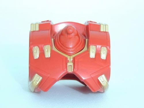 marvel legends - hulkbuster baf - torso